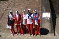 Pelantikan PMR Madya SMP N 1 Cilacap 2017