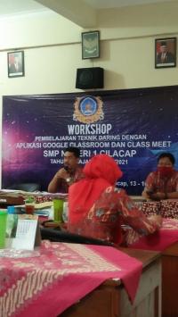 Workshop Pembelajaran Teknik Daring